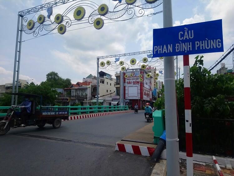 Cầu Phan Đình Phùng (Lái Thiêu)