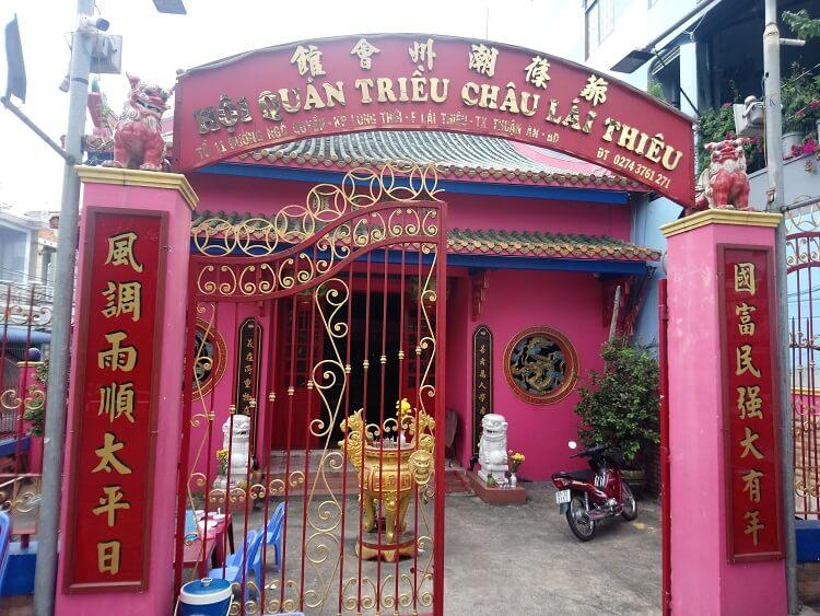 Hội quán Triều Châu Lái Thiêu